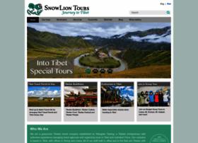 snowliontours.com