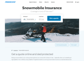 snowmobile.progressive.com