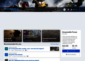 snowmobileforum.com