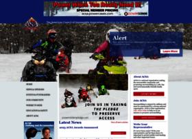 snowmobilers.org
