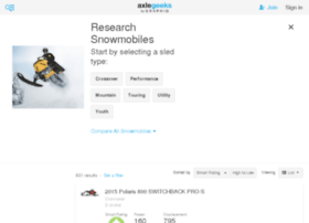 snowmobiles.findthebest.com