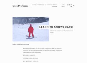 snowprofessor.com