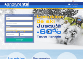 snowrental.com