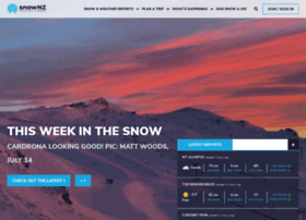 snowreports.co.nz
