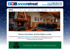 snowretreat.co.uk