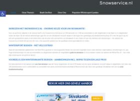 snowservice.nl