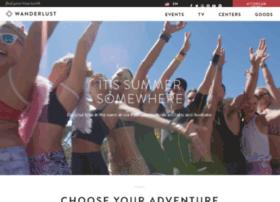 snowshoe.wanderlustfestival.com