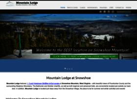 snowshoemtnlodge.com