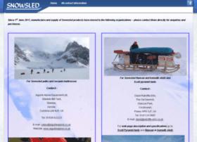 snowsled.com