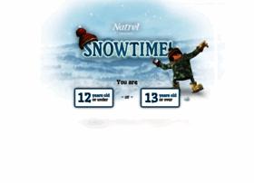 snowtimethemovie.com
