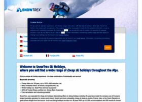 snowtrex.com