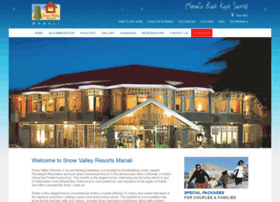 snowvalleyresorts.com