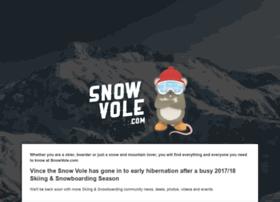 snowvole.com