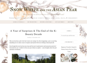 snowwhiteandthepear.blogspot.com
