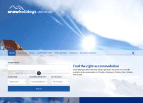 snowymountainsholidays.com.au
