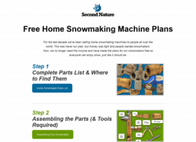 snsnowmaking.com