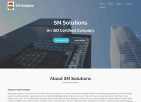 snsolutions.co.in