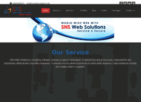 snswebsolutions.net