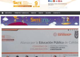 snteseccion9.org.mx