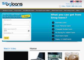 snug-loans.com
