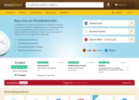 snusdirect.com