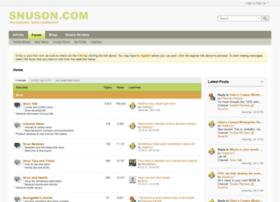 snuson.com