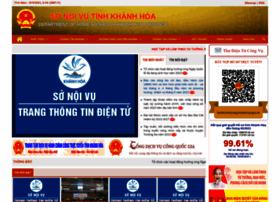 snv.khanhhoa.gov.vn