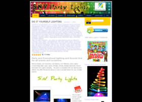 snvpartylights.wordpress.com