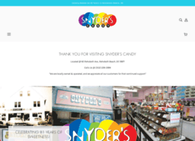 snyderscandy.com