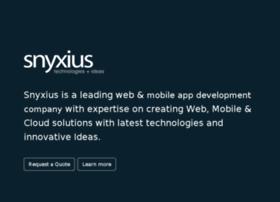 snyxis.com