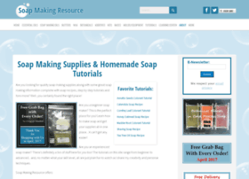 soap-making-resource.com