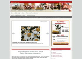 soapmakingfun.com