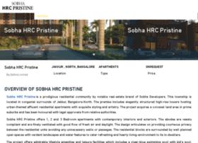 sobhapristine.org.in