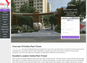 sobharainforest.home-adda.com