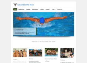 socasteeswimteam.com