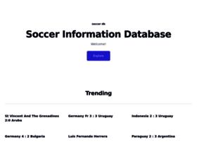 soccer-db.info