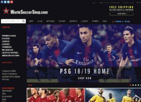 soccer-gear.worldsoccershop.com