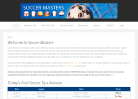 soccer-masters.com