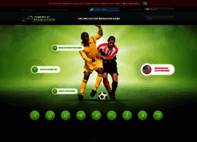 soccer.powerplaymanager.com