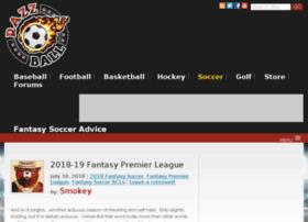 soccer.razzball.com