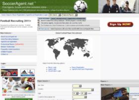 socceragent.net