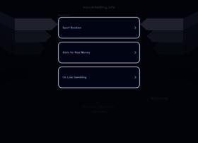 soccerbetting.info