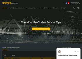 soccerbettingpro.com