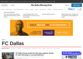 soccerblog.dallasnews.com