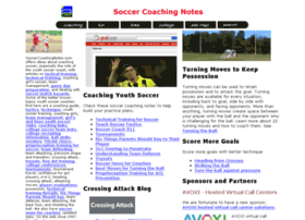 soccercoachingnotes.com