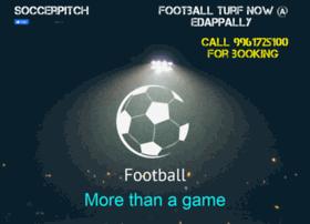 soccerpitch.in