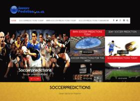 soccerpredictions.co.uk