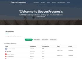 soccerprognosis.com