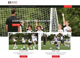 soccerschools.fulhamfc.com