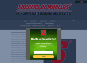 soccersdemorelos.com.mx